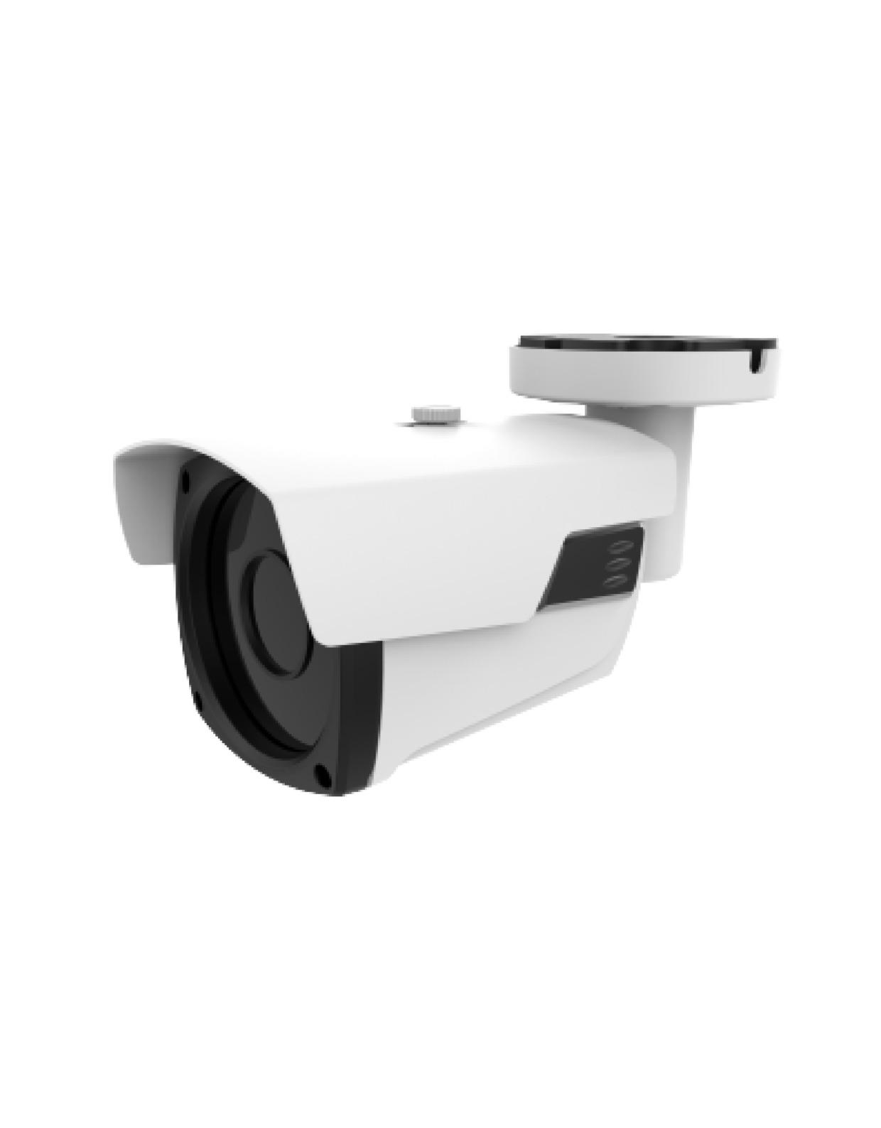200万画素IP-POEスターライト赤外線バレット型VFカメラ2.8-12mm