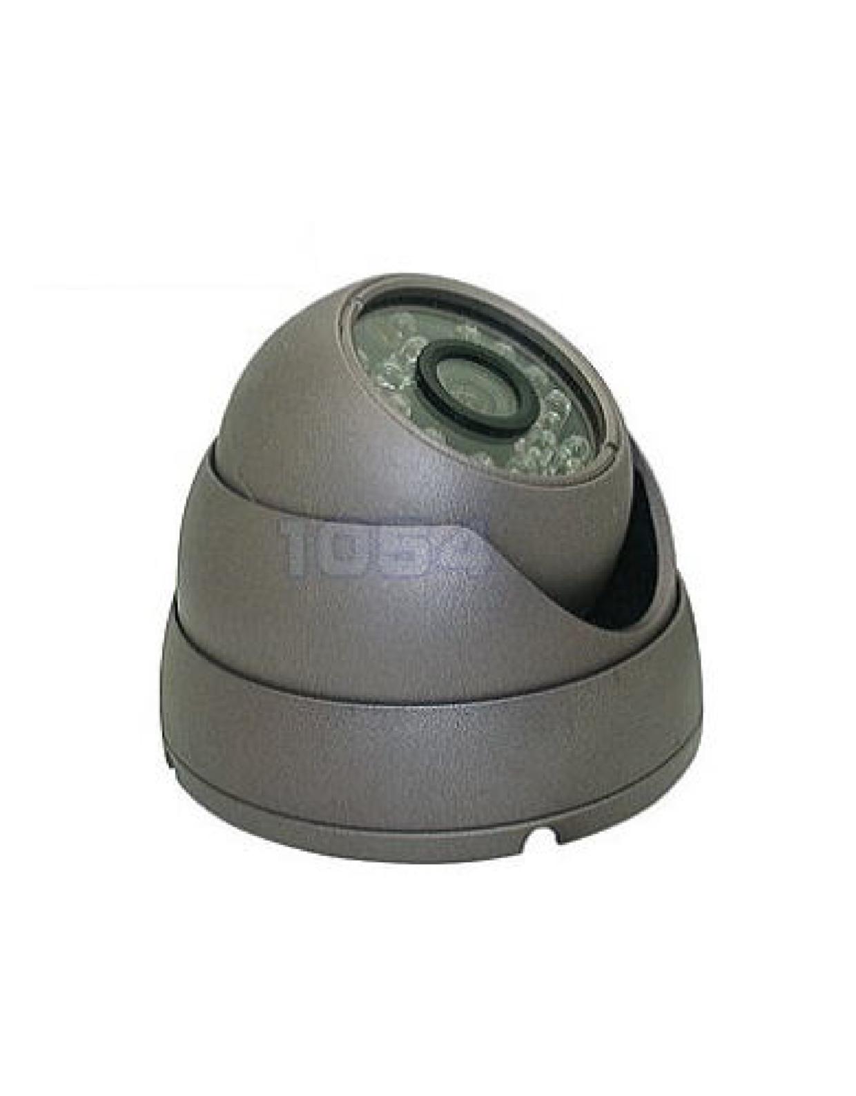 200万画素フルHD防破壊型赤外線ドームカメラ3.6mm