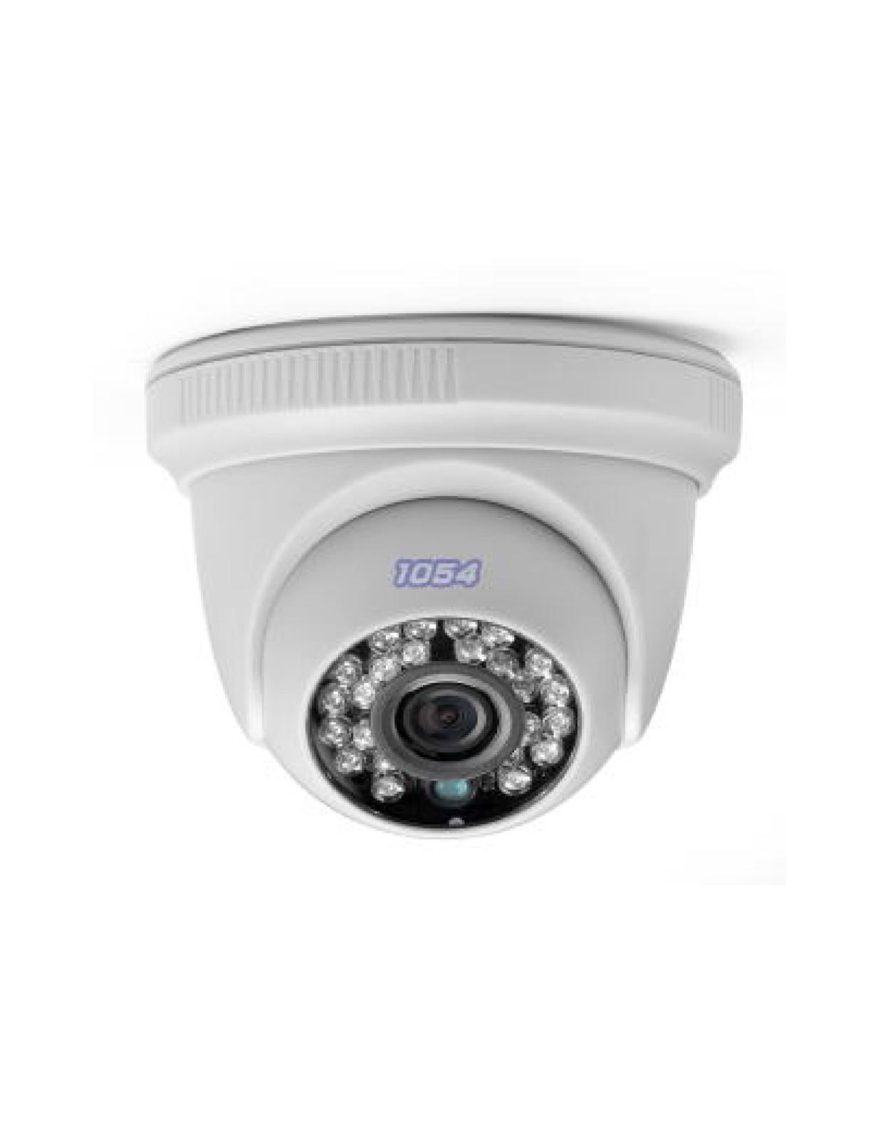 130万画素4in1HD赤外線ドームカメラ3.6mm