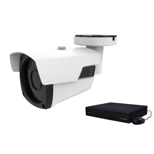 IP(ネットワーク)防犯カメラ 1台セット(レコーダ:高価タイプ/検索楽タイプレコーダー)/IP1dai-13