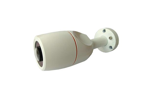 200万画素赤外線180°超広角バレット型カメラ1.8mm