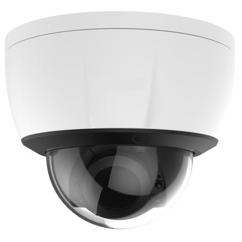 200万画素スターライトIRバンダルドームカメラ2.8-12mm
